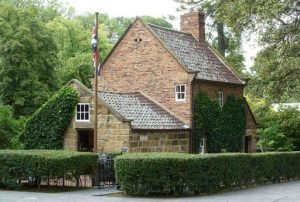 Captain Cook's Home